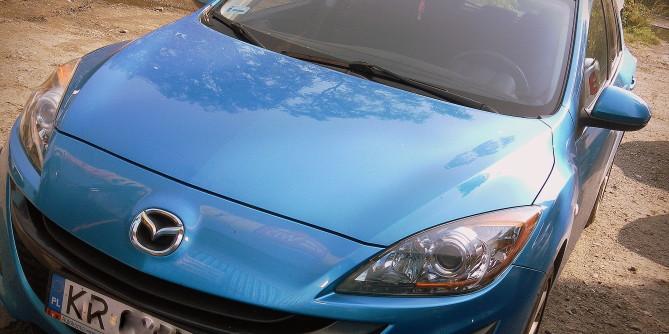 usuwanie DPF Mazda 3 1.6 HDI . Czy kopci ?