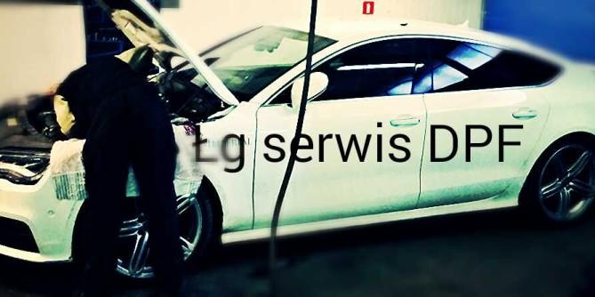 Dpf Audi A7 3.0 TDI