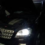 dpf Mercedes ML