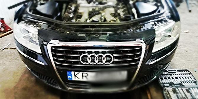 Dpf Audi A8 tdi , 3.0 , 4.2