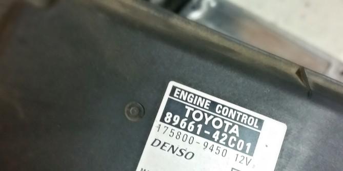Usuwanie DPF Toyota Rav 4 2.2 D-CAT