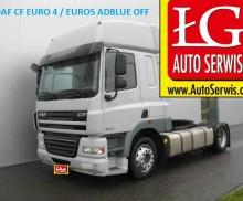 Usuwanie problemu z ADBLUE w ciężarówce DAF CF 85