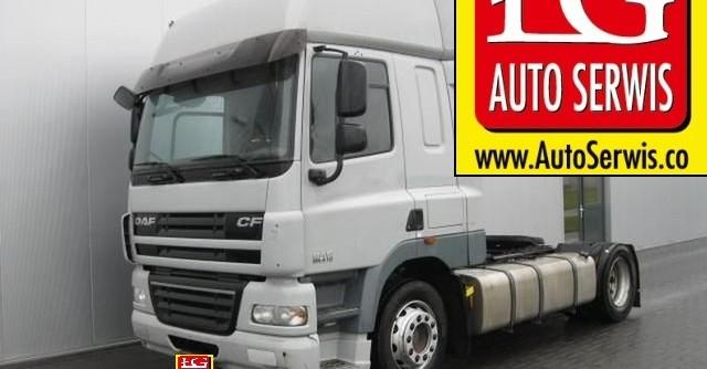 WYLACZANIE ADBLUE DAF CF 85 410-460 12900-129L Euro4-Euro5